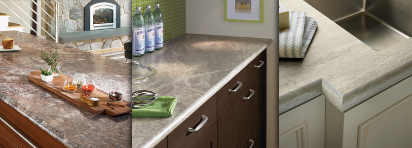 kitchen countertops, quartz countertops, bathroom surfaces, granite countertops, natural stone, solid surface, laminate, Formica